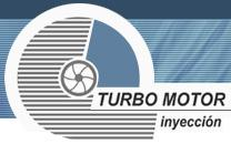 Turbo Motor Inyeccion